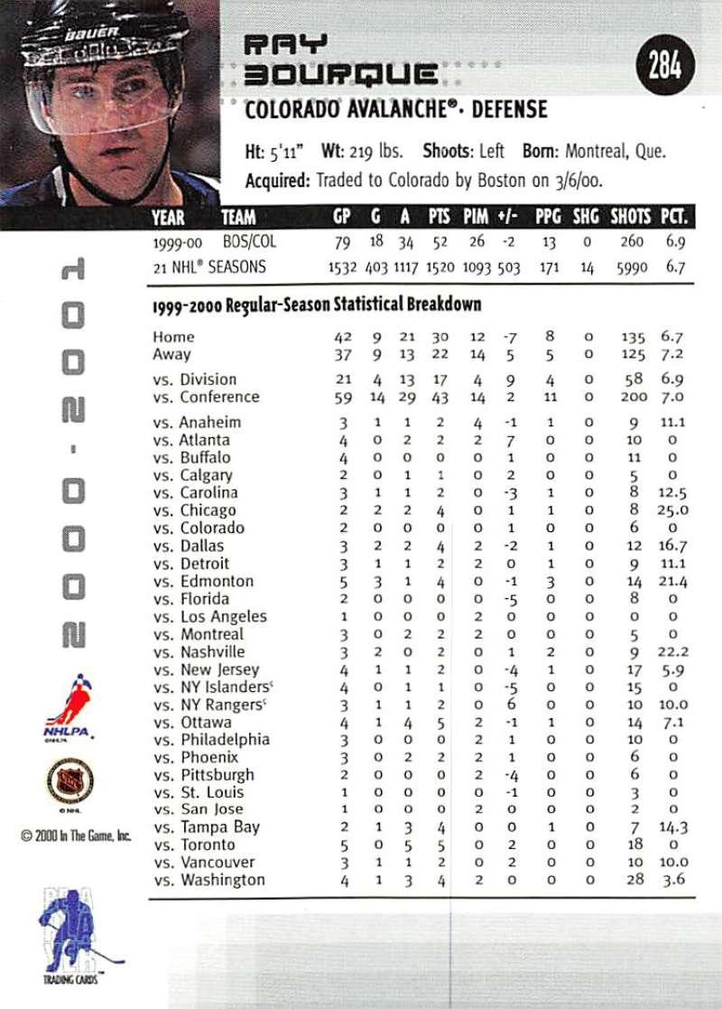 2000-01-BAP-Memorabilia-Hockey-Cards-Pick-From-List-Includes-Rookies-201-400 miniature 163