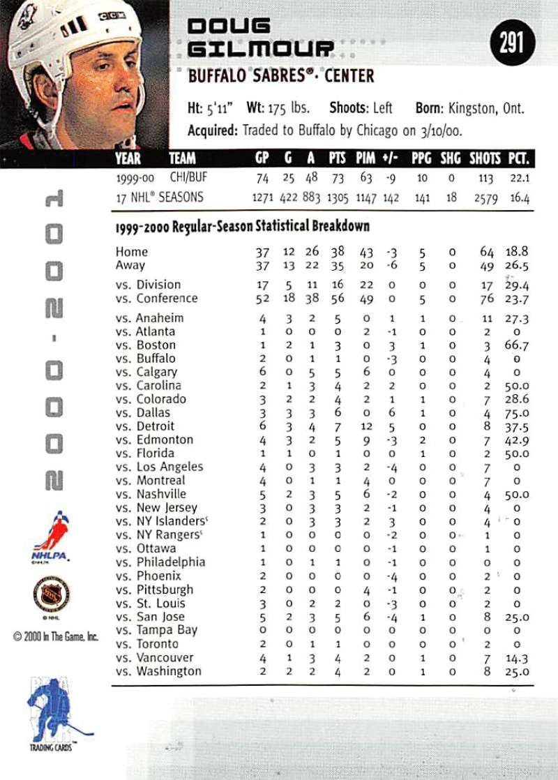 2000-01-BAP-Memorabilia-Hockey-Cards-Pick-From-List-Includes-Rookies-201-400 miniature 177