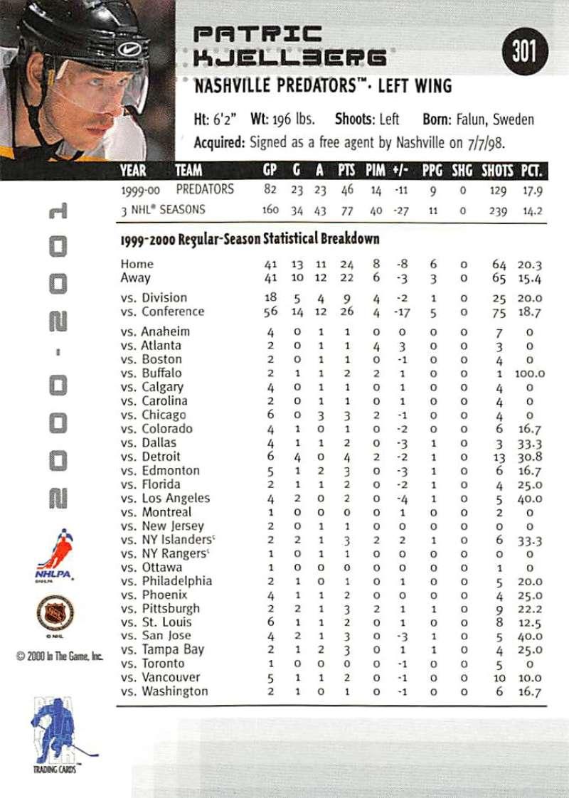 2000-01-BAP-Memorabilia-Hockey-Cards-Pick-From-List-Includes-Rookies-201-400 miniature 197