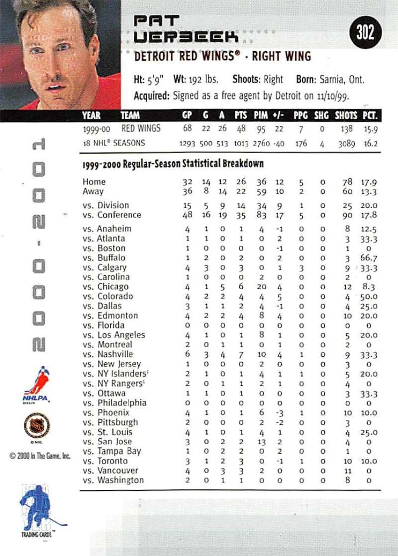 2000-01-BAP-Memorabilia-Hockey-Cards-Pick-From-List-Includes-Rookies-201-400 miniature 199