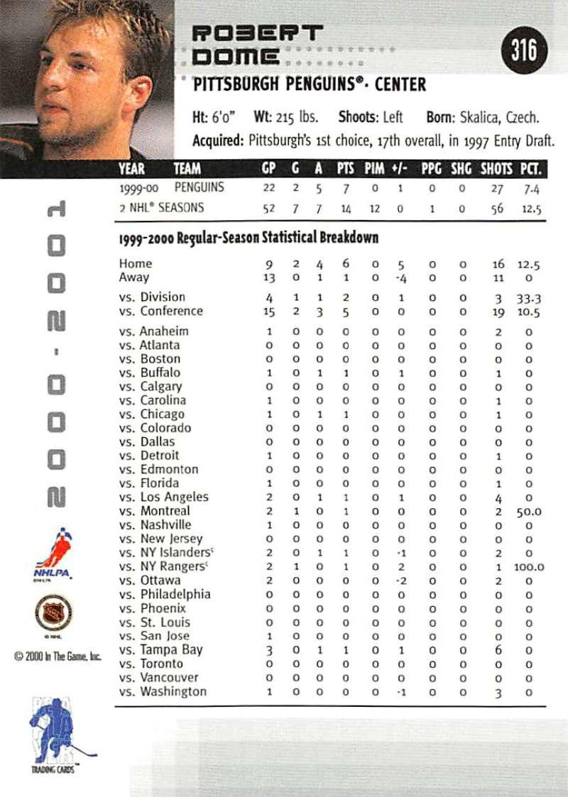 2000-01-BAP-Memorabilia-Hockey-Cards-Pick-From-List-Includes-Rookies-201-400 miniature 227