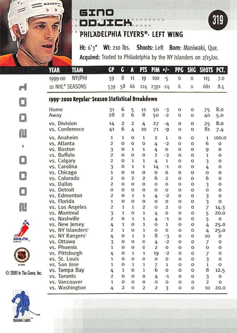 2000-01-BAP-Memorabilia-Hockey-Cards-Pick-From-List-Includes-Rookies-201-400 miniature 233