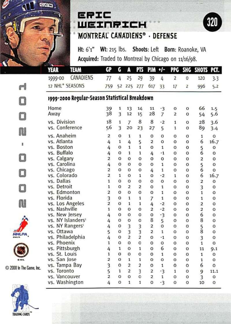 2000-01-BAP-Memorabilia-Hockey-Cards-Pick-From-List-Includes-Rookies-201-400 miniature 235