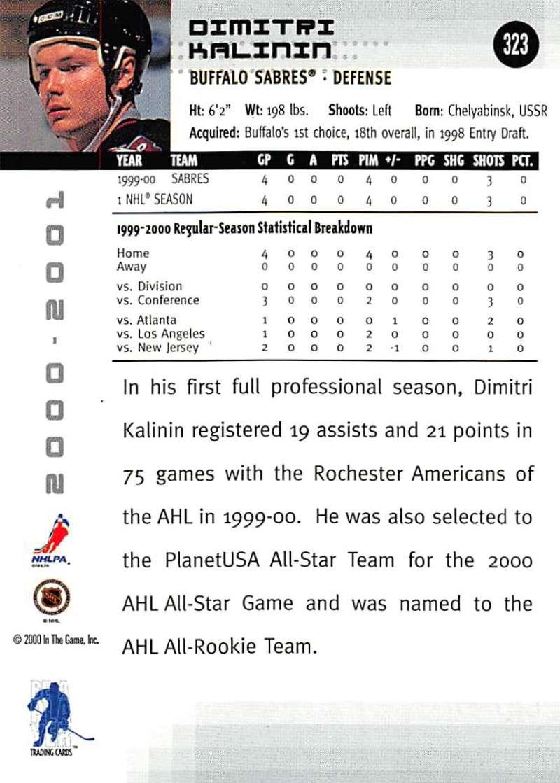 2000-01-BAP-Memorabilia-Hockey-Cards-Pick-From-List-Includes-Rookies-201-400 miniature 241