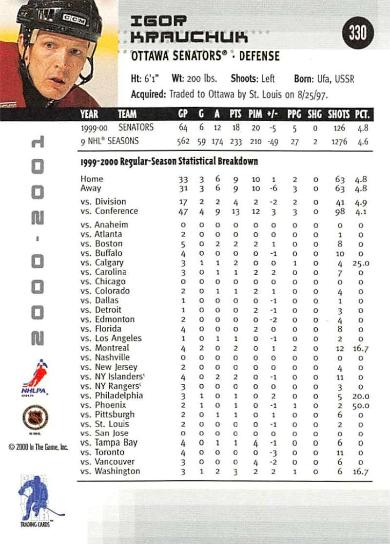 2000-01-BAP-Memorabilia-Hockey-Cards-Pick-From-List-Includes-Rookies-201-400 miniature 255