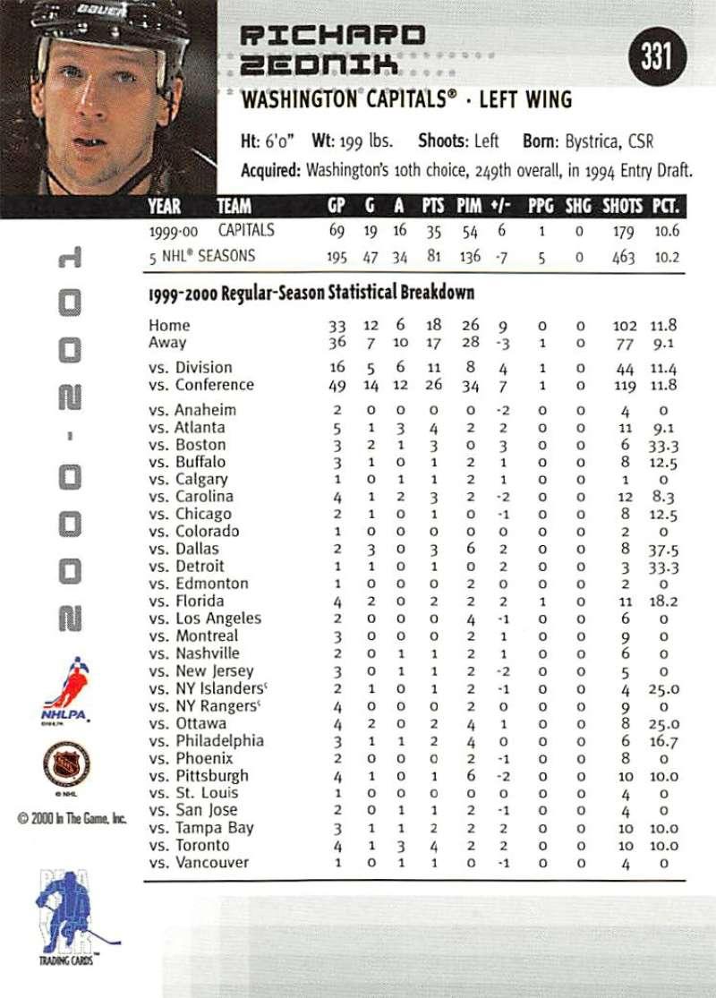 2000-01-BAP-Memorabilia-Hockey-Cards-Pick-From-List-Includes-Rookies-201-400 miniature 257
