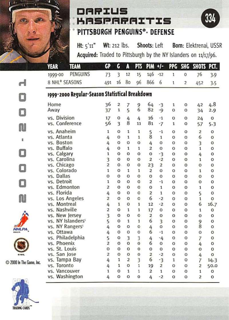 2000-01-BAP-Memorabilia-Hockey-Cards-Pick-From-List-Includes-Rookies-201-400 miniature 263