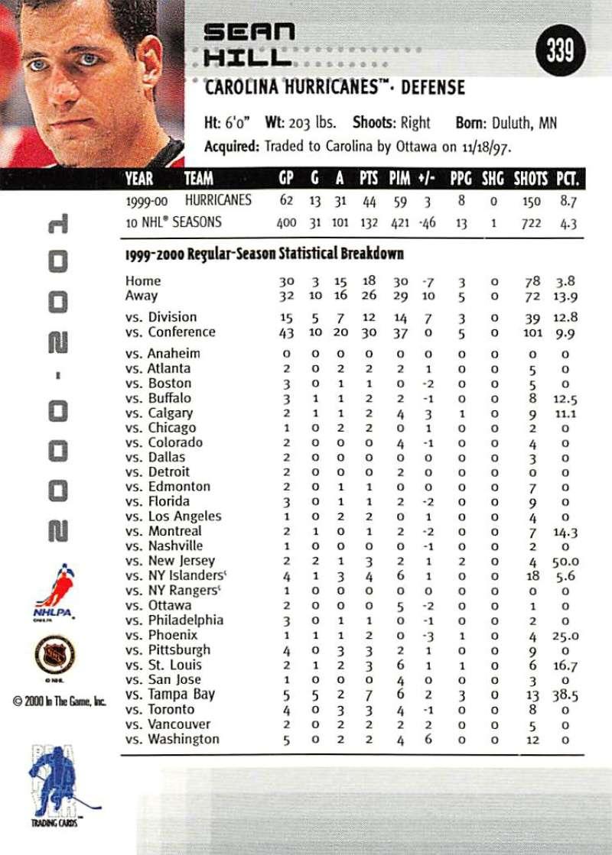 2000-01-BAP-Memorabilia-Hockey-Cards-Pick-From-List-Includes-Rookies-201-400 miniature 273