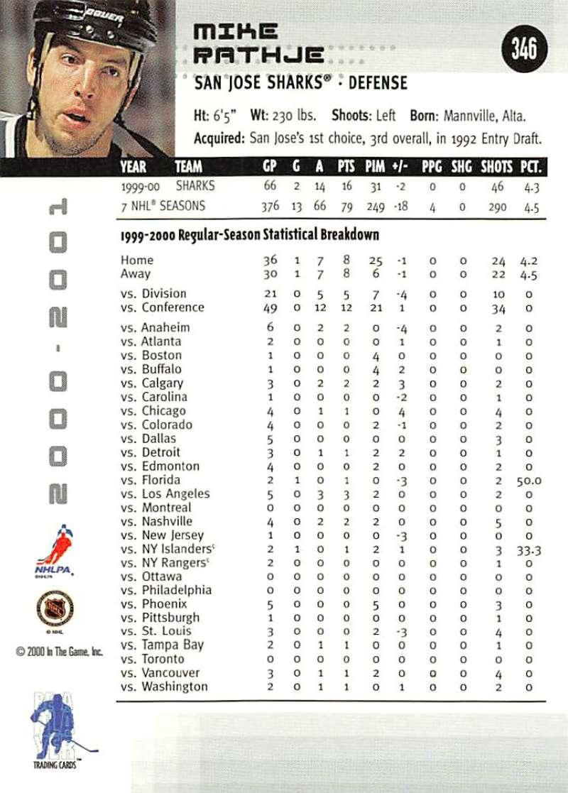 2000-01-BAP-Memorabilia-Hockey-Cards-Pick-From-List-Includes-Rookies-201-400 miniature 287