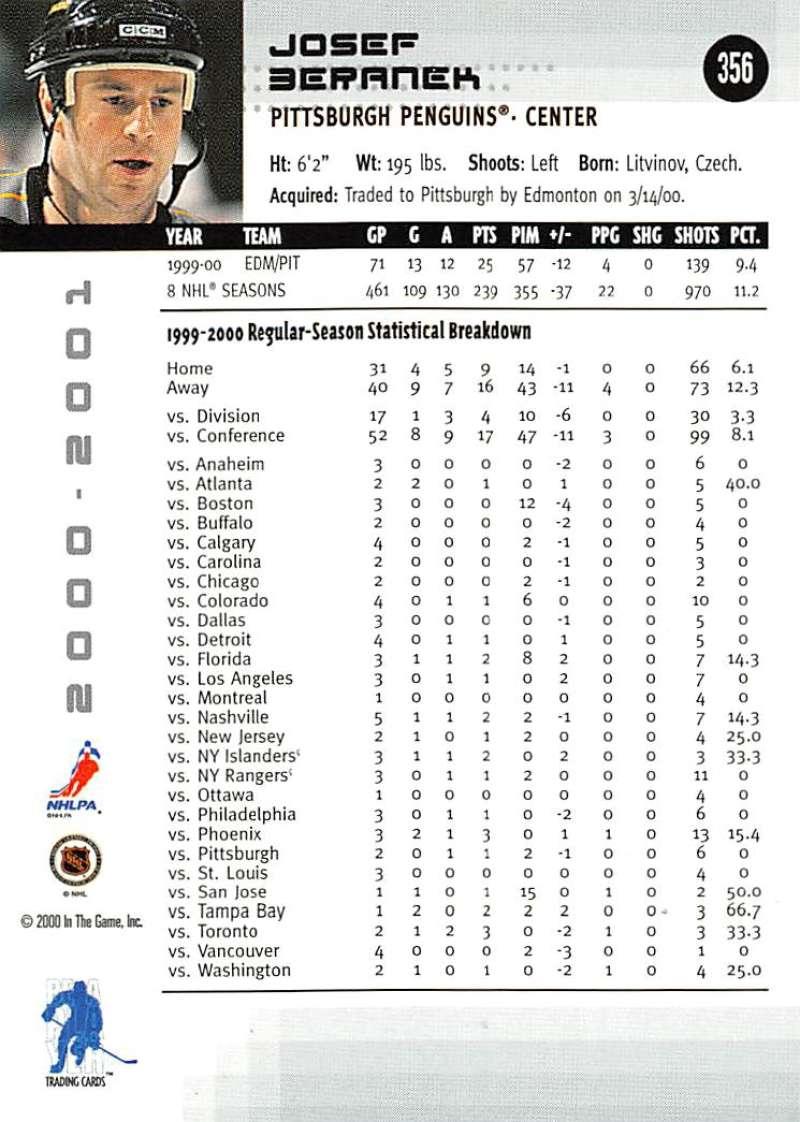 2000-01-BAP-Memorabilia-Hockey-Cards-Pick-From-List-Includes-Rookies-201-400 miniature 307