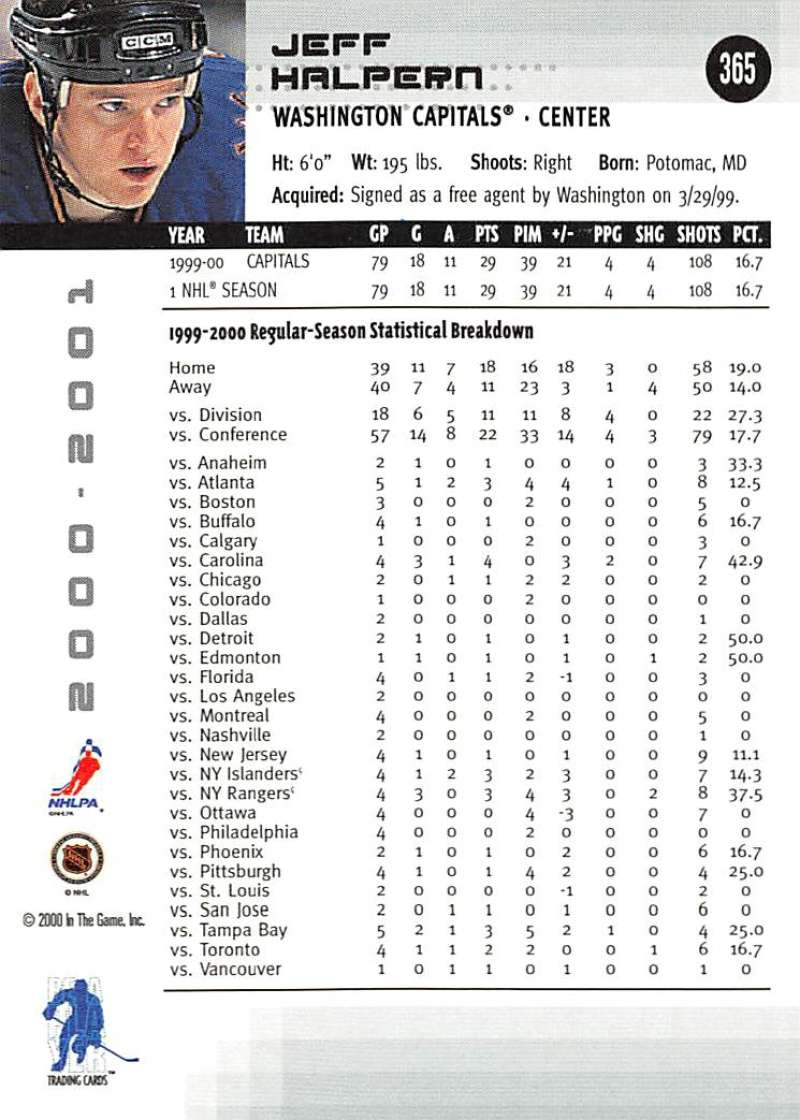 2000-01-BAP-Memorabilia-Hockey-Cards-Pick-From-List-Includes-Rookies-201-400 miniature 325