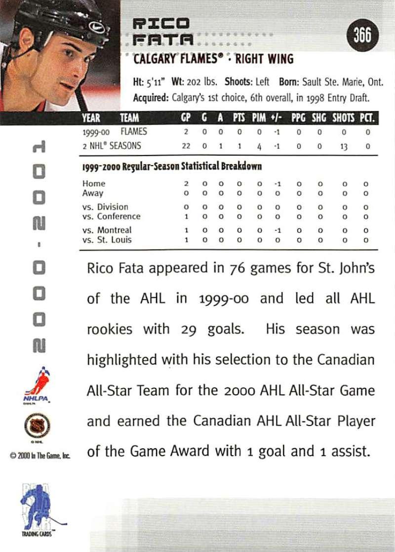 2000-01-BAP-Memorabilia-Hockey-Cards-Pick-From-List-Includes-Rookies-201-400 miniature 327