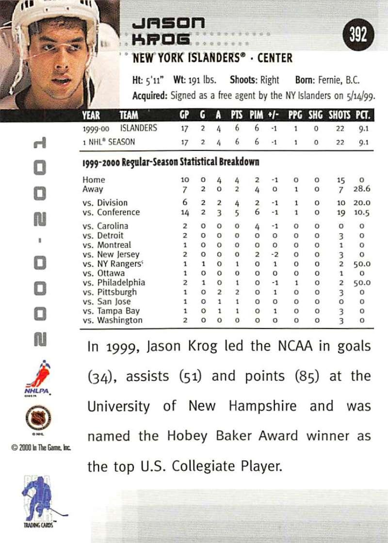 2000-01-BAP-Memorabilia-Hockey-Cards-Pick-From-List-Includes-Rookies-201-400 miniature 379