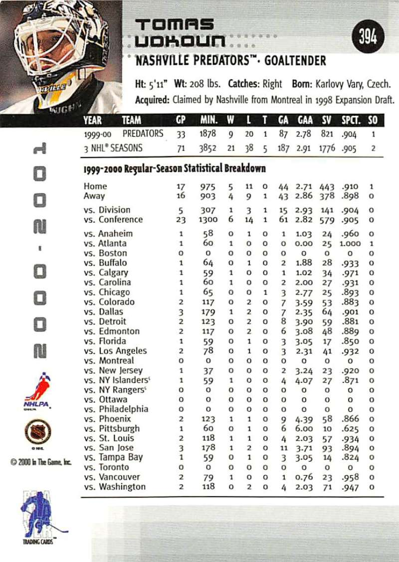 2000-01-BAP-Memorabilia-Hockey-Cards-Pick-From-List-Includes-Rookies-201-400 miniature 383