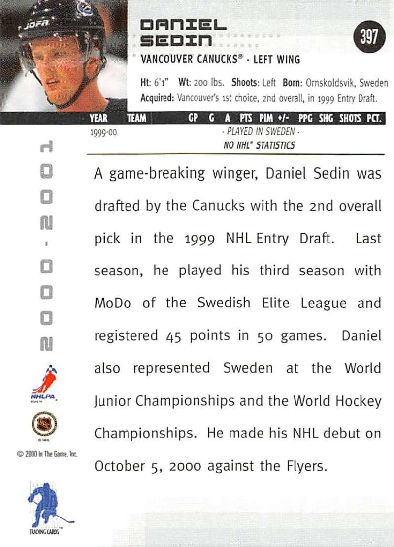 2000-01-BAP-Memorabilia-Hockey-Cards-Pick-From-List-Includes-Rookies-201-400 miniature 389