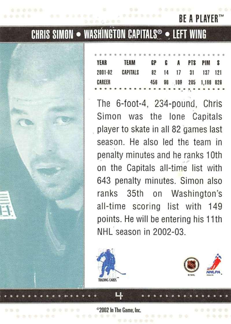 2002-03-BAP-Memorabilia-Hockey-Cards-Pick-From-List-1-200
