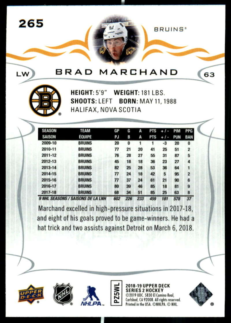 2018-19-Upper-Deck-Series-Two-Hockey-Cards-Pick-From-List-Includes-Young-Guns miniature 31