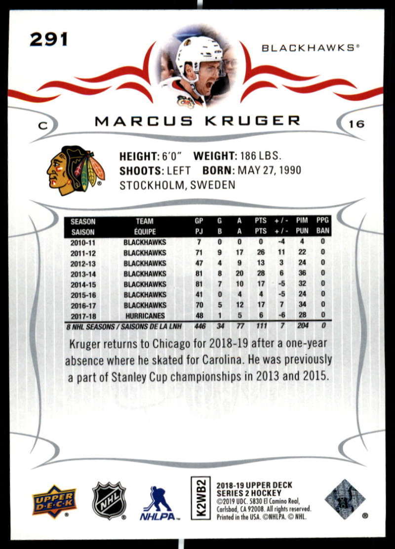 2018-19-Upper-Deck-Series-Two-Hockey-Cards-Pick-From-List-Includes-Young-Guns miniature 81