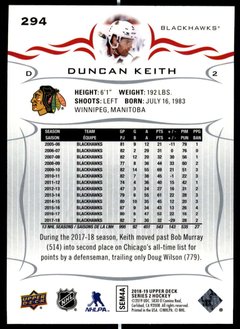 2018-19-Upper-Deck-Series-Two-Hockey-Cards-Pick-From-List-Includes-Young-Guns miniature 87