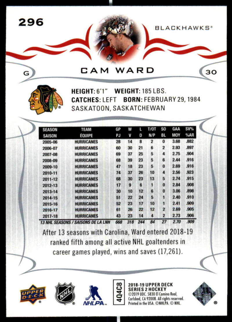 2018-19-Upper-Deck-Series-Two-Hockey-Cards-Pick-From-List-Includes-Young-Guns miniature 91