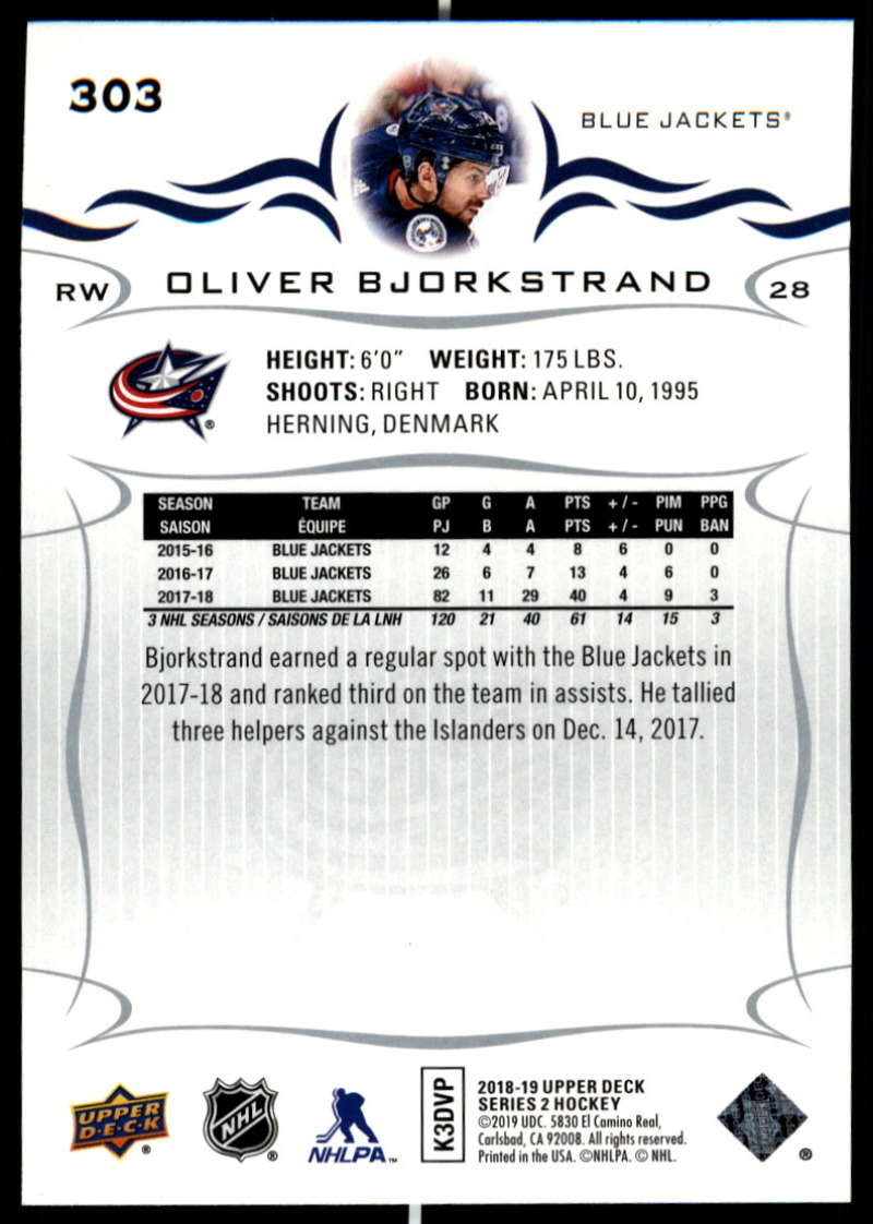 2018-19-Upper-Deck-Series-Two-Hockey-Cards-Pick-From-List-Includes-Young-Guns miniature 101