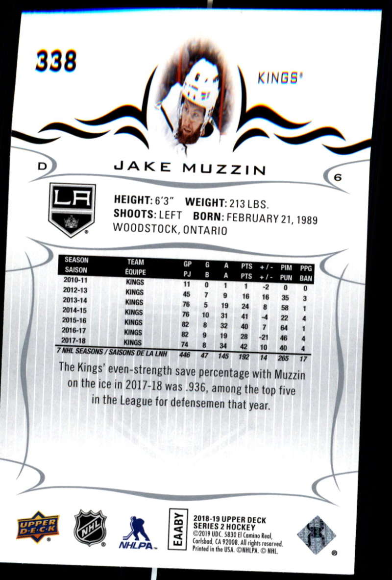 2018-19-Upper-Deck-Series-Two-Hockey-Cards-Pick-From-List-Includes-Young-Guns miniature 171