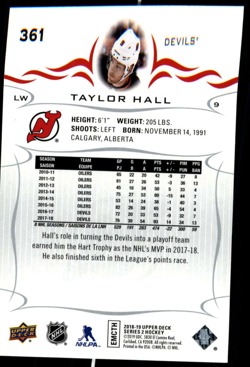 2018-19-Upper-Deck-Series-Two-Hockey-Cards-Pick-From-List-Includes-Young-Guns miniature 217