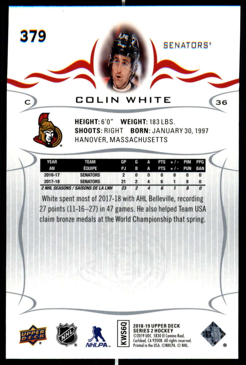 2018-19-Upper-Deck-Series-Two-Hockey-Cards-Pick-From-List-Includes-Young-Guns miniature 253