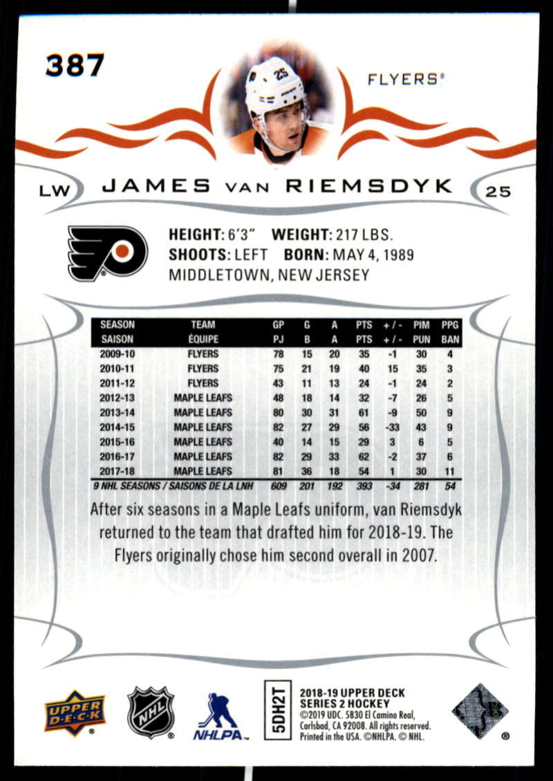2018-19-Upper-Deck-Series-Two-Hockey-Cards-Pick-From-List-Includes-Young-Guns miniature 269