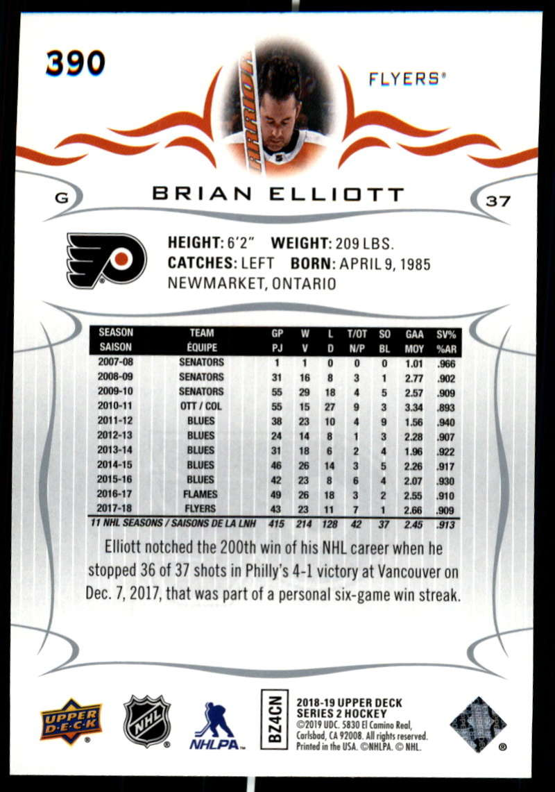2018-19-Upper-Deck-Series-Two-Hockey-Cards-Pick-From-List-Includes-Young-Guns miniature 275