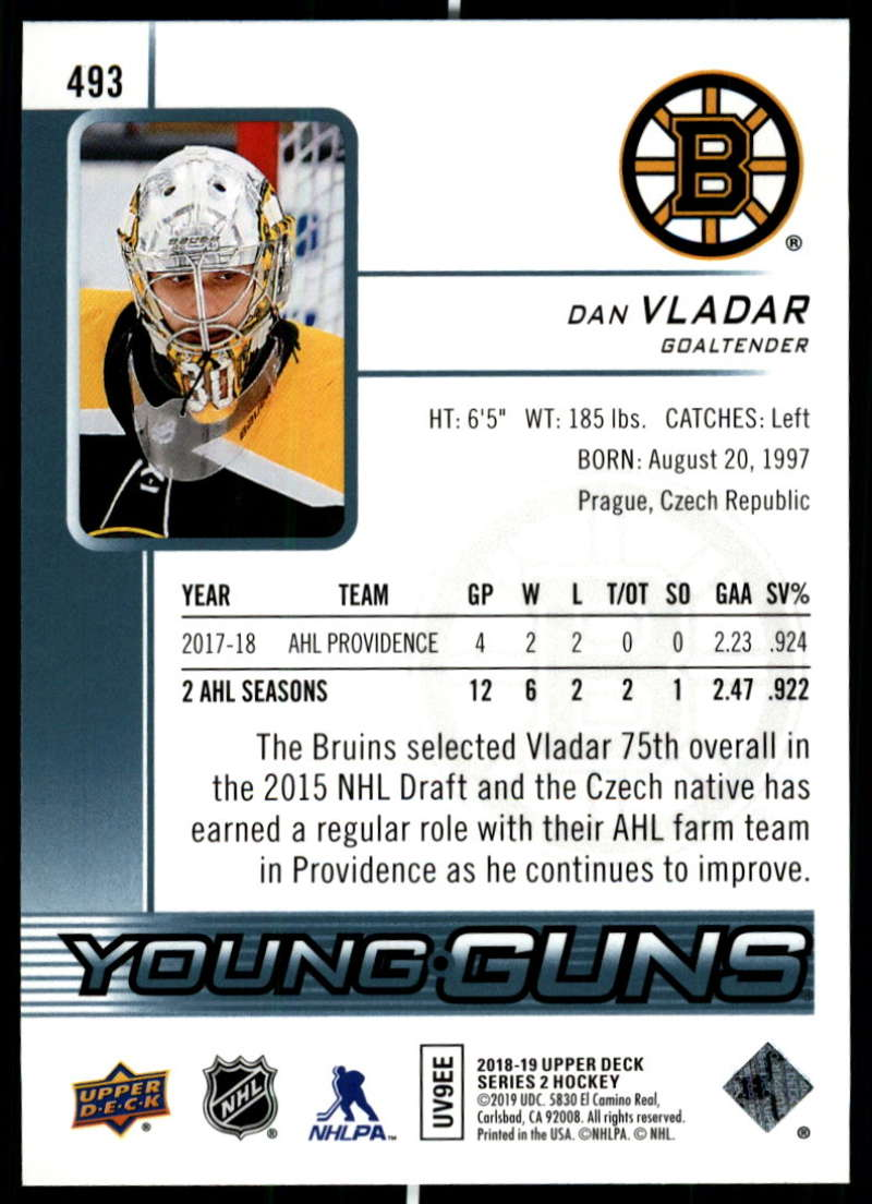 2018-19-Upper-Deck-Series-Two-Hockey-Cards-Pick-From-List-Includes-Young-Guns miniature 465