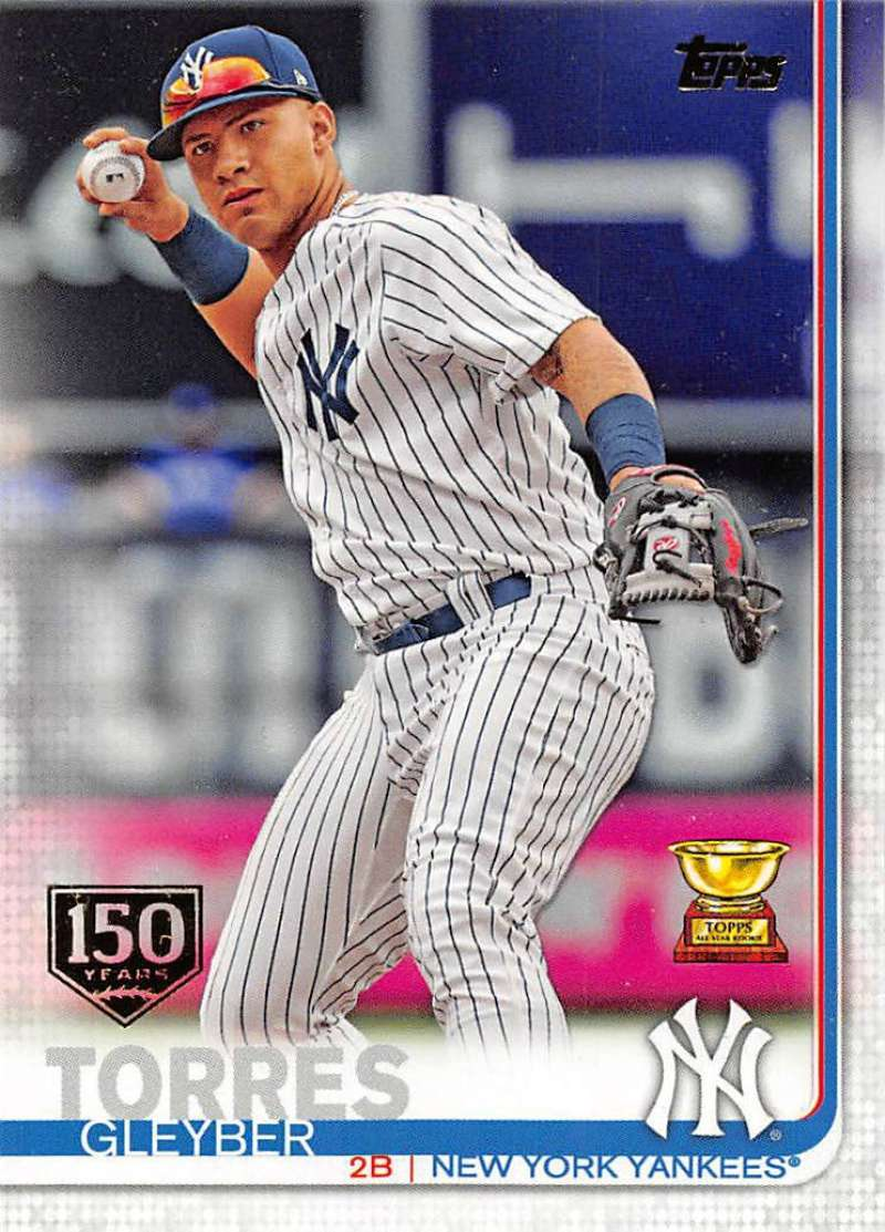 2019-Topps-Baseball-Series-One-MLB-150th-Anniversary-Cards-Pick-From-List-1-250 thumbnail 13
