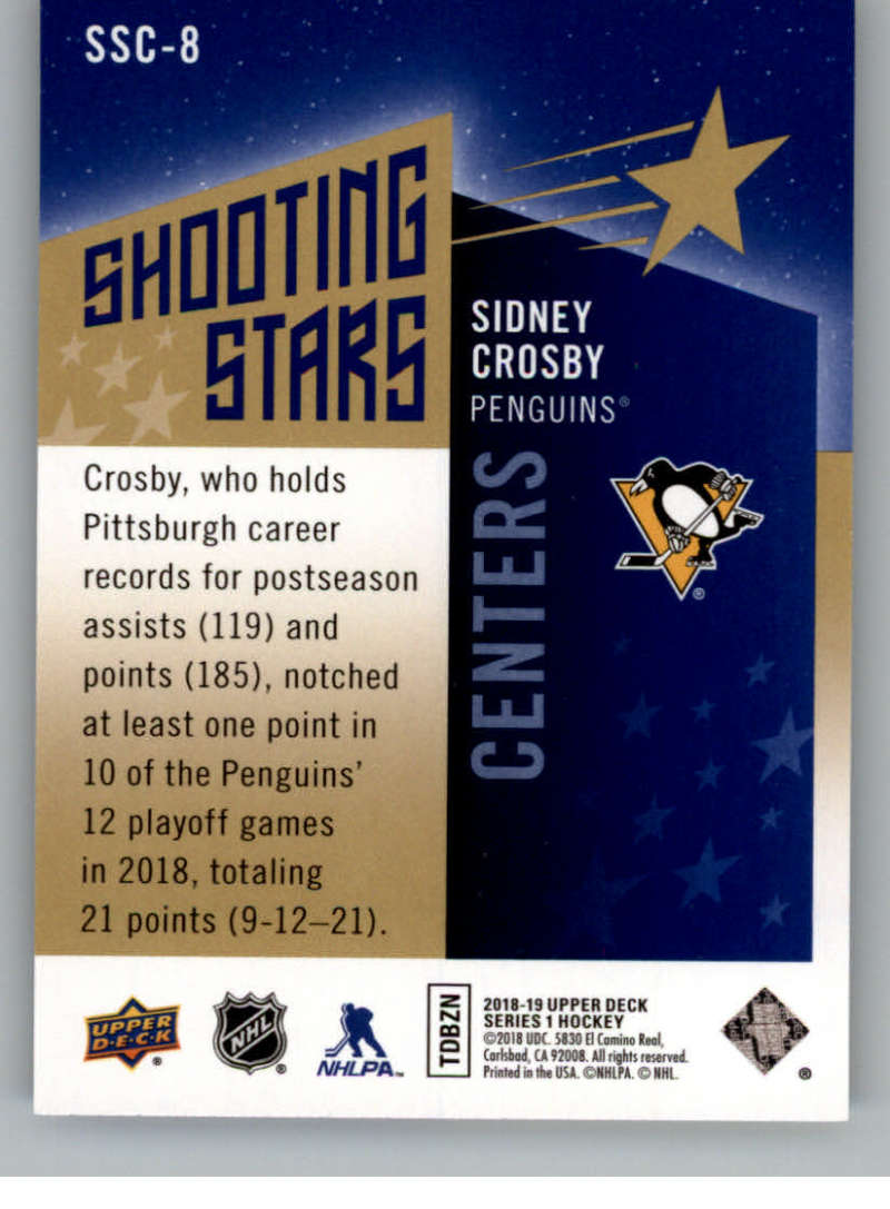 2018-19-Upper-Deck-Shooting-Stars-Blue-or-Black-Insert-Cards-Pick-From-List thumbnail 15