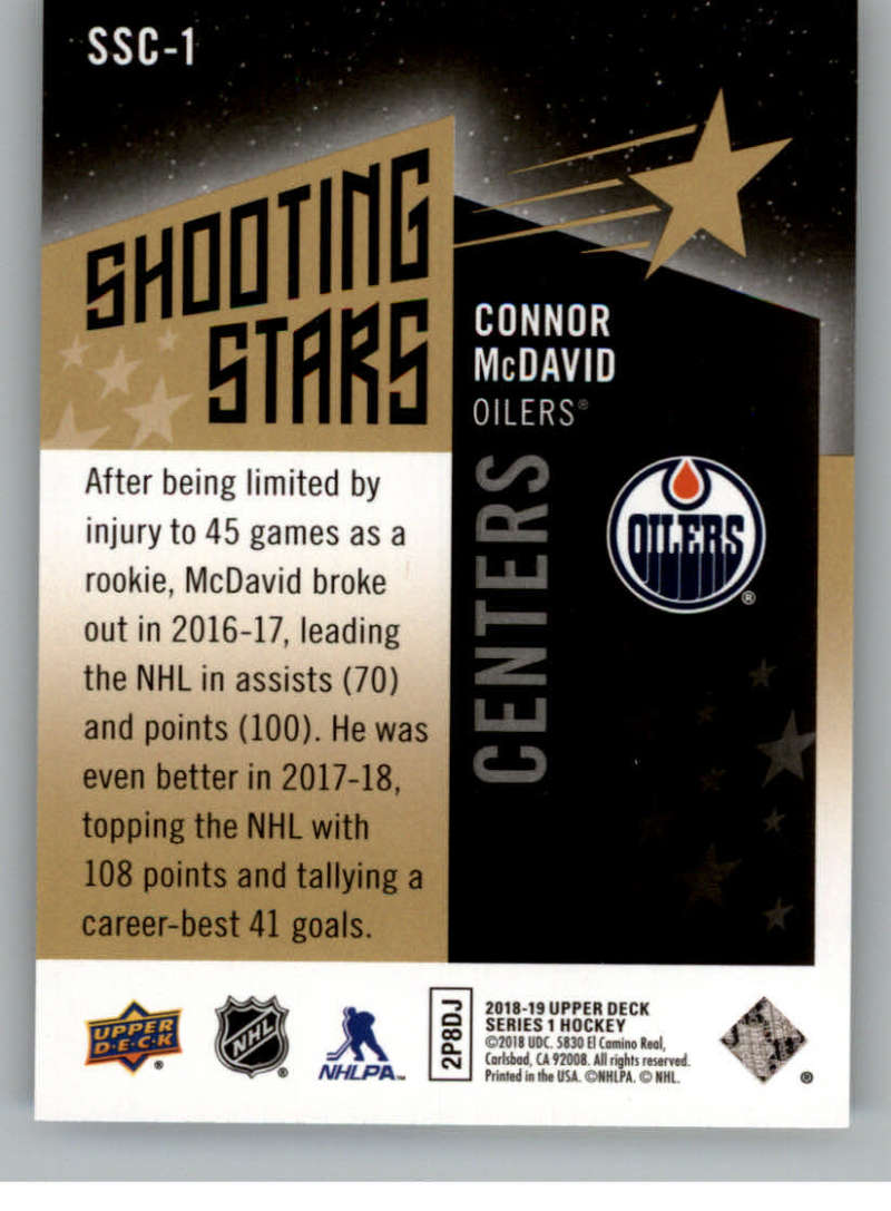 2018-19-Upper-Deck-Shooting-Stars-Blue-or-Black-Insert-Cards-Pick-From-List thumbnail 21