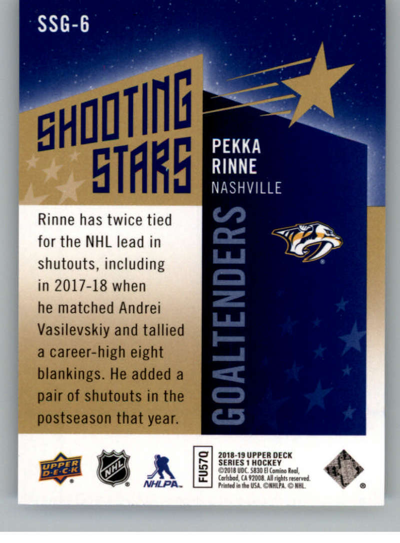 2018-19-Upper-Deck-Shooting-Stars-Blue-or-Black-Insert-Cards-Pick-From-List thumbnail 53