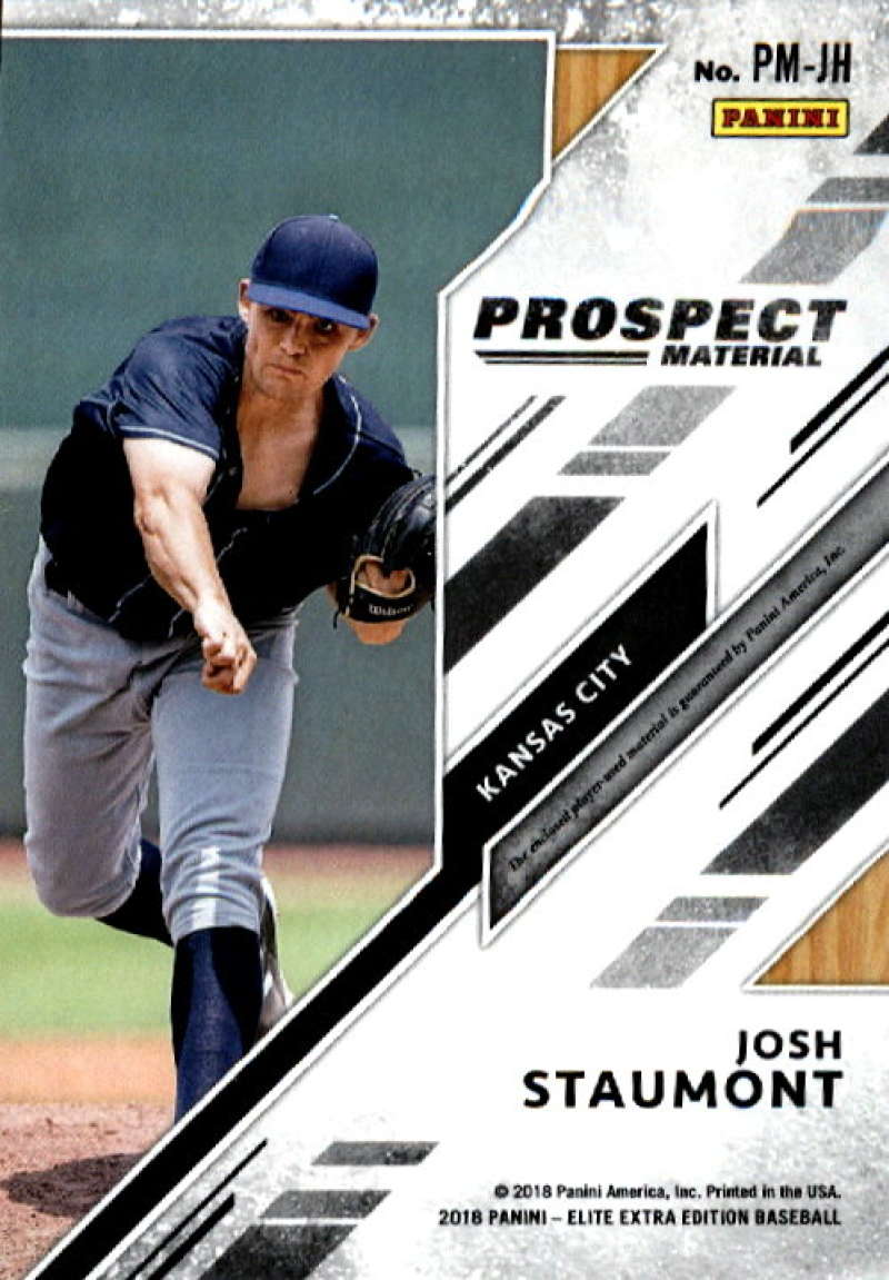 2018-Elite-Extra-Edition-Prospect-Material-Relic-Baseball-Cards-Pick-From-List thumbnail 5