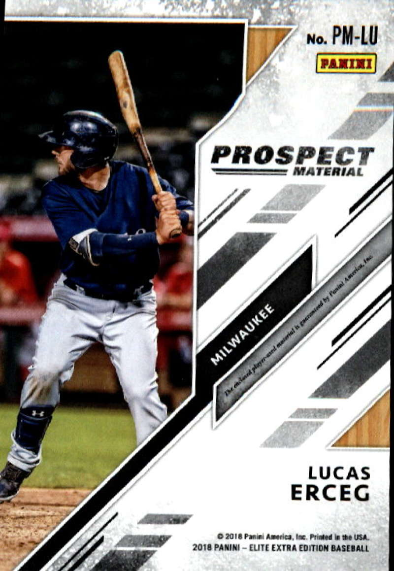 2018-Elite-Extra-Edition-Prospect-Material-Relic-Baseball-Cards-Pick-From-List thumbnail 11
