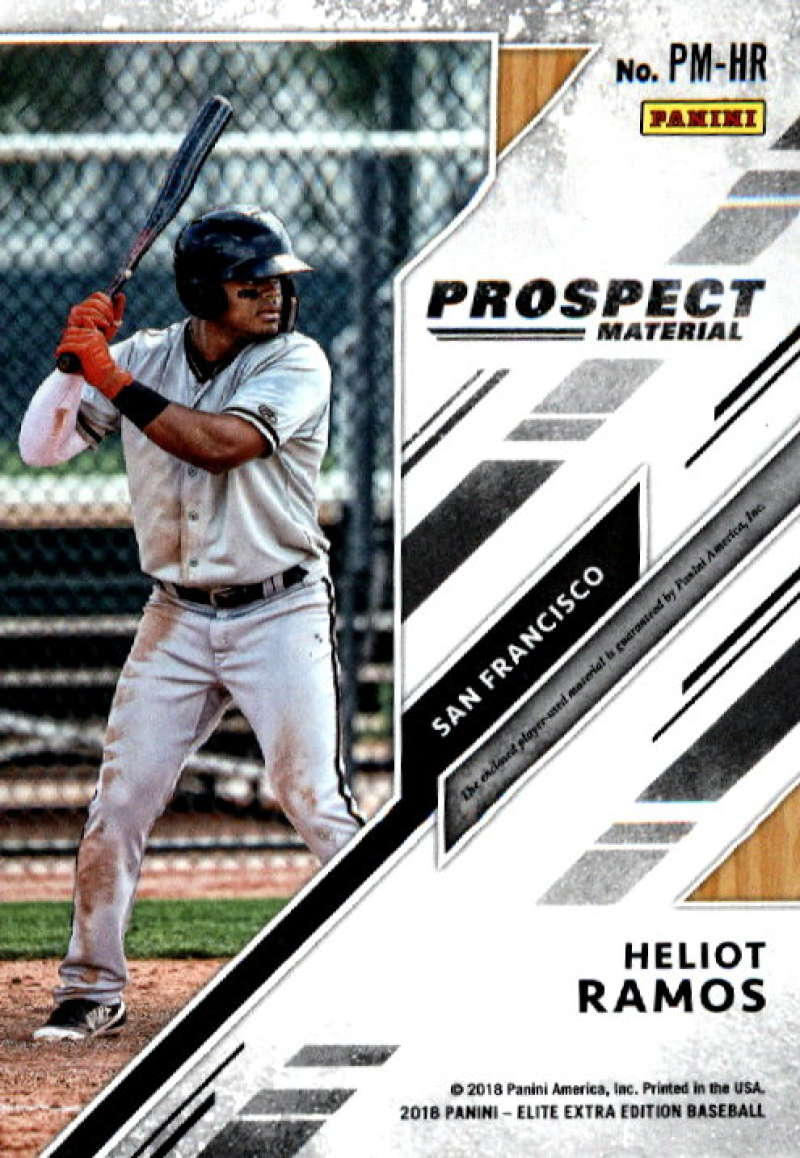 2018-Elite-Extra-Edition-Prospect-Material-Relic-Baseball-Cards-Pick-From-List thumbnail 15