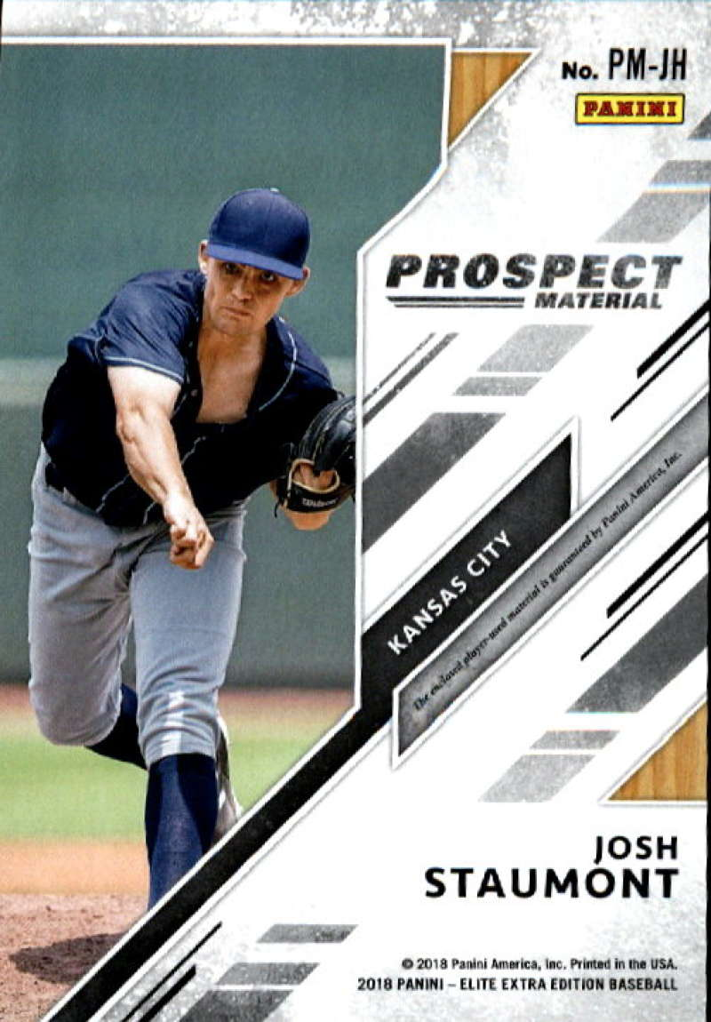 2018-Elite-Extra-Edition-Prospect-Material-Relic-Baseball-Cards-Pick-From-List thumbnail 17