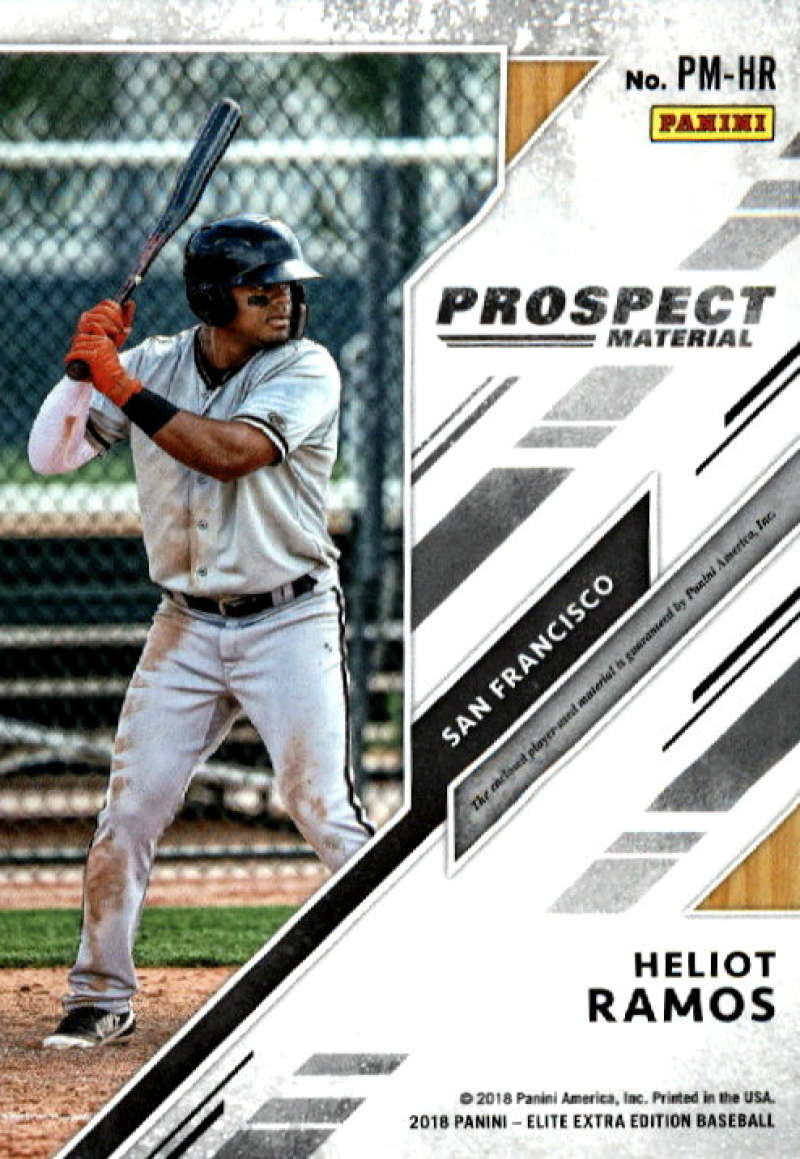 2018-Elite-Extra-Edition-Prospect-Material-Relic-Baseball-Cards-Pick-From-List thumbnail 21