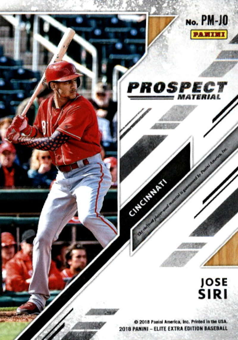 2018-Elite-Extra-Edition-Prospect-Material-Relic-Baseball-Cards-Pick-From-List thumbnail 23