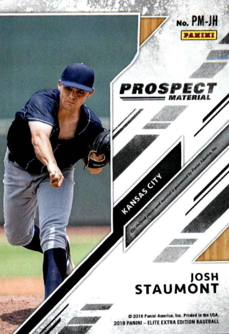 2018-Elite-Extra-Edition-Prospect-Material-Relic-Baseball-Cards-Pick-From-List thumbnail 25