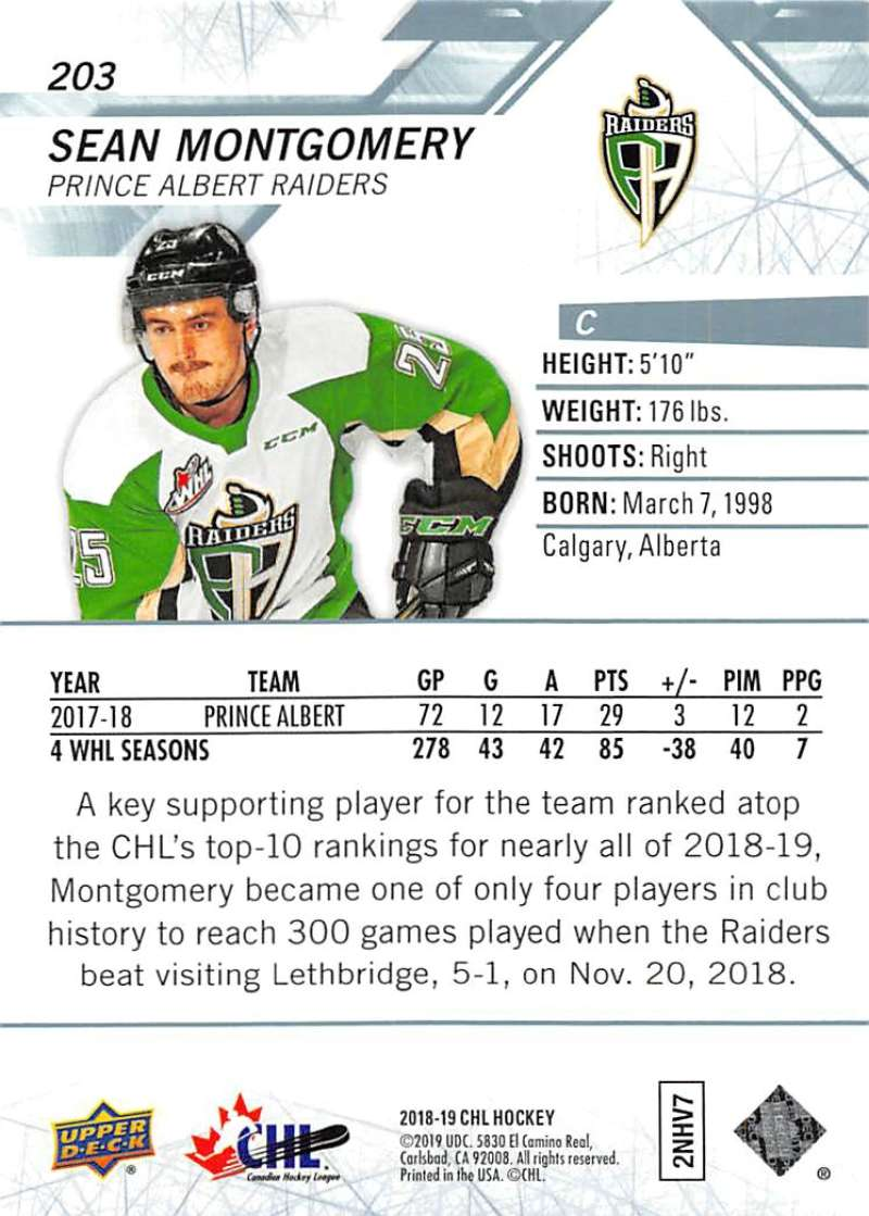 2018-19-Upper-Deck-CHL-Hockey-Cards-Pick-From-List-Base-and-Short-Prints-201-400 miniature 7
