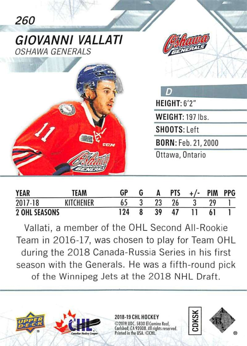2018-19-Upper-Deck-CHL-Hockey-Cards-Pick-From-List-Base-and-Short-Prints-201-400 miniature 115