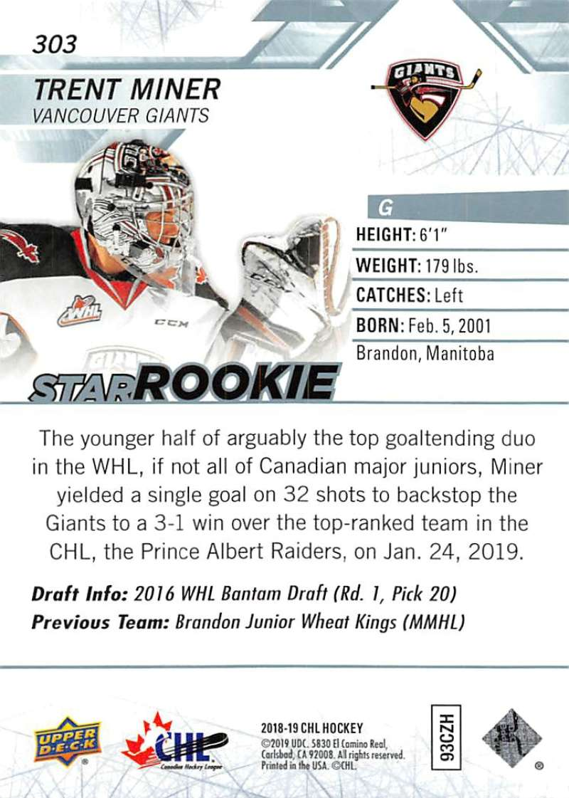 2018-19-Upper-Deck-CHL-Hockey-Cards-Pick-From-List-Base-and-Short-Prints-201-400 miniature 195
