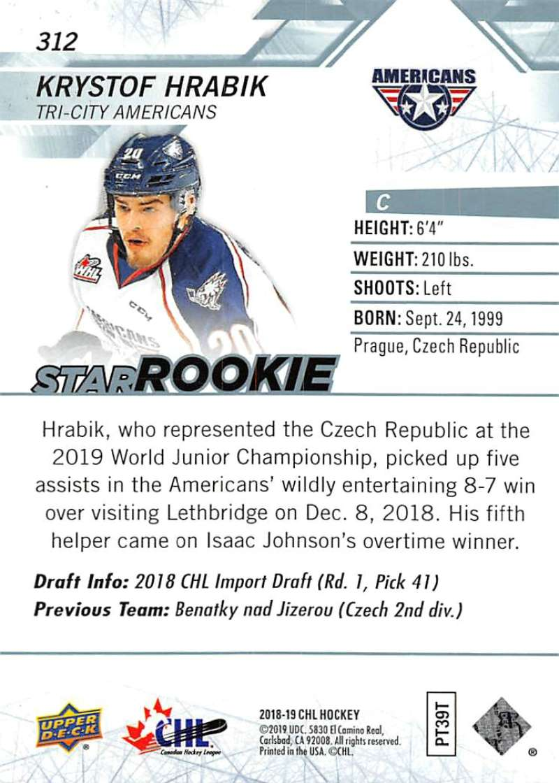 2018-19-Upper-Deck-CHL-Hockey-Cards-Pick-From-List-Base-and-Short-Prints-201-400 miniature 211