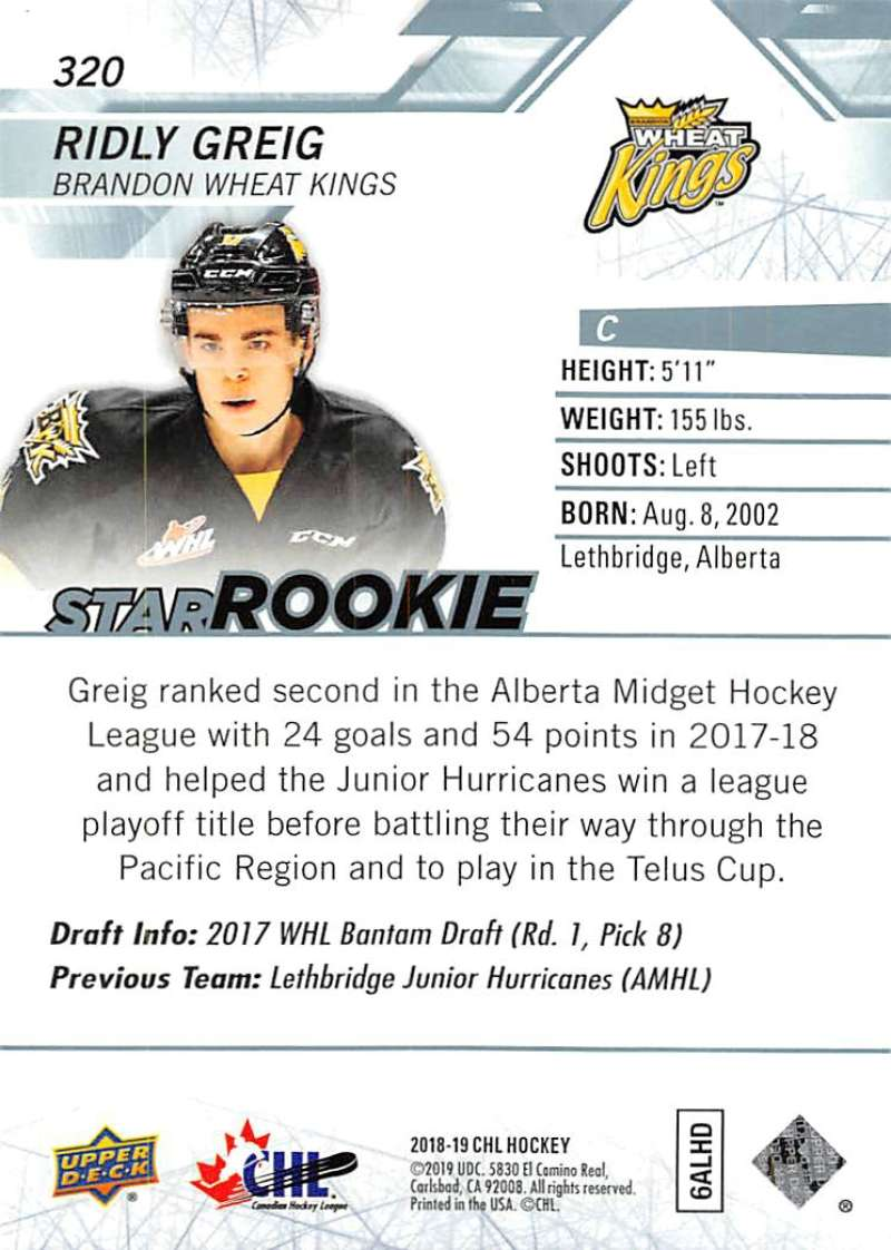 2018-19-Upper-Deck-CHL-Hockey-Cards-Pick-From-List-Base-and-Short-Prints-201-400 miniature 225