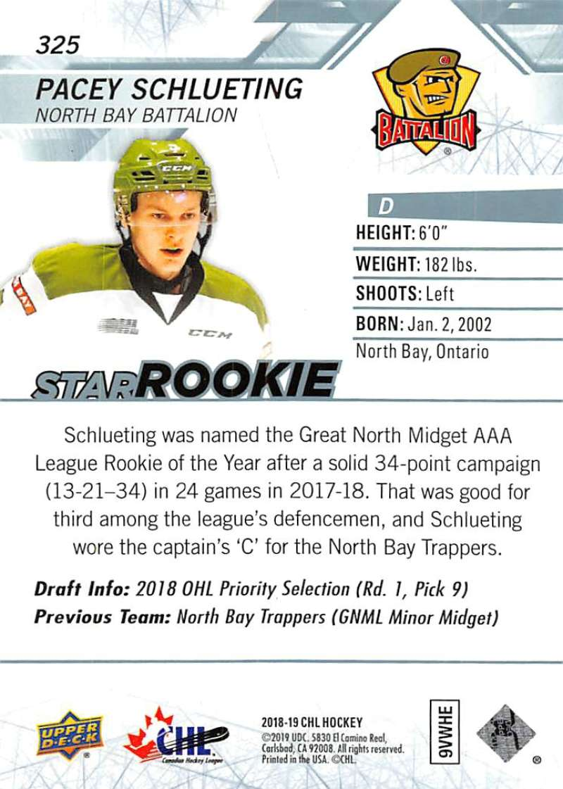 2018-19-Upper-Deck-CHL-Hockey-Cards-Pick-From-List-Base-and-Short-Prints-201-400 miniature 235