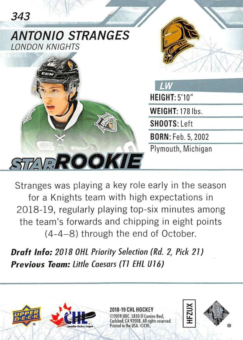 2018-19-Upper-Deck-CHL-Hockey-Cards-Pick-From-List-Base-and-Short-Prints-201-400 miniature 267