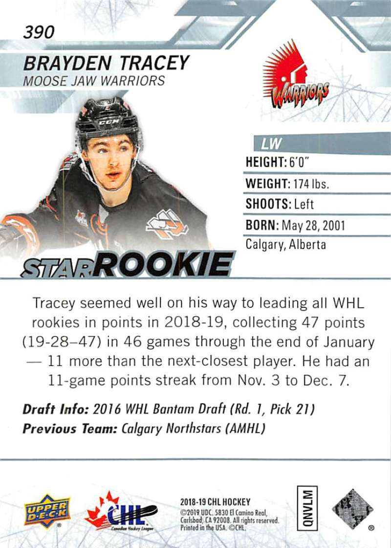 2018-19-Upper-Deck-CHL-Hockey-Cards-Pick-From-List-Base-and-Short-Prints-201-400 miniature 349